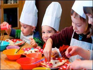 Little Eagles Nursery School - Make and Bake