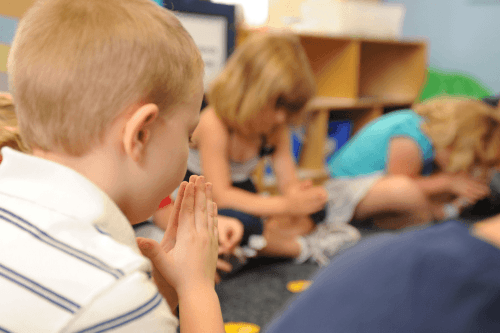 About Little Eagles Nursery School - Christianity